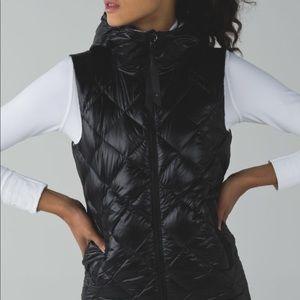 Lululemon 'the Fluffiest Vest'